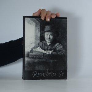 náhled knihy - Rembrandt. Radierungen/Zeichungen.