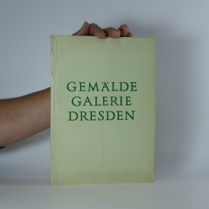 náhled knihy - Gemälde Galerie Dresden
