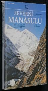 náhled knihy - Severní Manásulu : prvovýstup krkonošské expedice