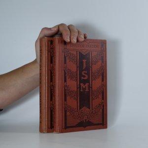 náhled knihy - Básnické dílo J. S. Machara (2 knihy)