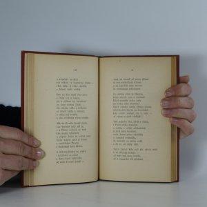 antikvární kniha Básnické dílo J. S. Machara (2 knihy), neuveden