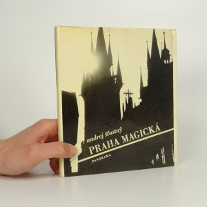 náhled knihy - Praha magická