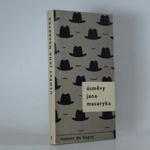náhled knihy - Úsměvy Jana Masaryka