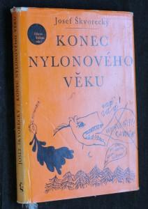 náhled knihy - Konec nylonového věku