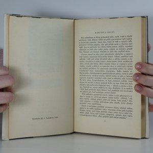 antikvární kniha Návrat, 1963