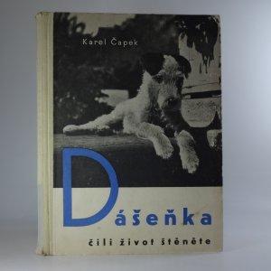 náhled knihy - Dášenka, čili, život štěněte
