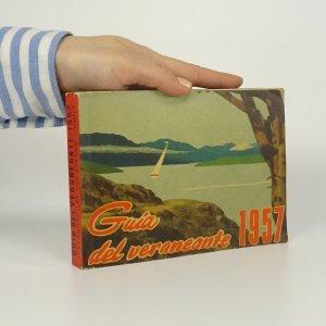 náhled knihy - Guia del Veraneante 1957. Guia Anual de Turismo de la Republica de Chile