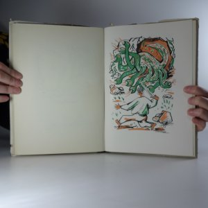 antikvární kniha O dvou zázračných poutnících, 1948