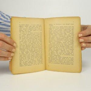 antikvární kniha Dvě prosy, neuveden