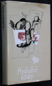 náhled knihy - Poslední lásky
