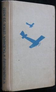 náhled knihy - Tajemná letka 22-ASSS