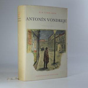 náhled knihy - Antonín Vondrejc