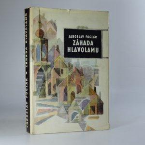 náhled knihy - Záhada hlavolamu