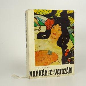 náhled knihy - Kankán se svatozáří