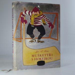 náhled knihy - Mušketýři s hokejkou