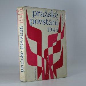 náhled knihy - Pražské povstání 1945