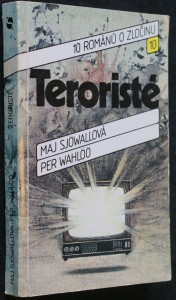 náhled knihy - Teroristé