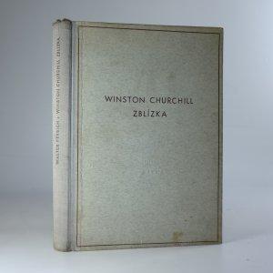 náhled knihy - Winston Churchill zblízka. Dobrodruh, lord a zločinec.