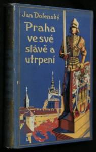 náhled knihy - Praha ve své slávě a utrpení