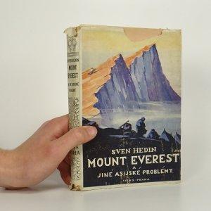 náhled knihy - Mount Everest a jiné asijské problémy