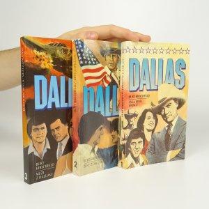 náhled knihy - Dallas - Sága rodu Ewingů. (3 díly ve třech svazcích. Komplet)
