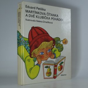 náhled knihy - Martínkova čítanka a dvě klubíčka pohádek