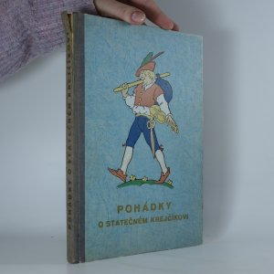 náhled knihy - Pohádky o statečném krejčíkovi