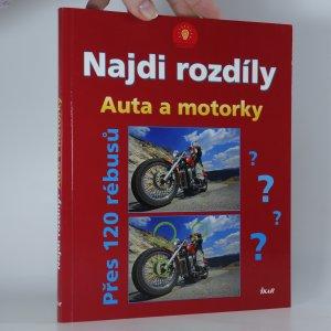 náhled knihy - Najdi rozdíly. Auta a motorky.