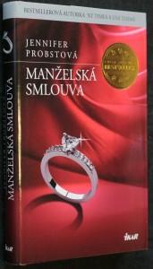 náhled knihy - Manželská smlouva