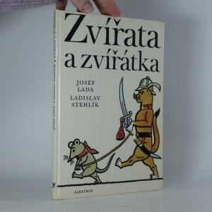 náhled knihy - Zvířata a zvířátka