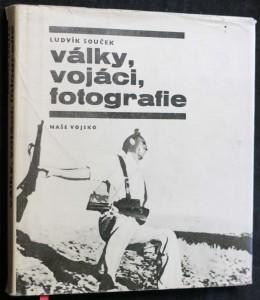 náhled knihy - Války, vojáci, fotografie