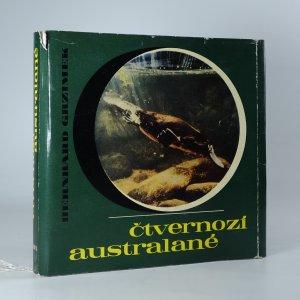 náhled knihy - Čtvernozí Australané