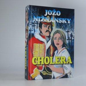 náhled knihy - Cholera