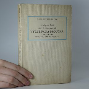 náhled knihy - Nový epochální výlet pana Broučka, tentokrát do patnáctého století