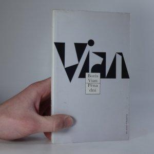 náhled knihy - Pěna dní