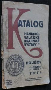 náhled knihy - Katalog hanácko-valašské kajinské výstavy