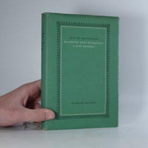náhled knihy - Mládenec paní Hussonové a jiné povídky