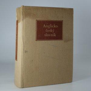 náhled knihy - Anglicko-český slovník