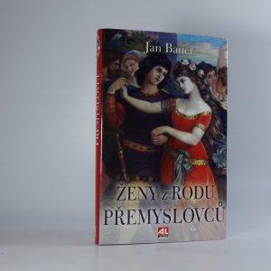 náhled knihy - Ženy z rodu Přemyslovců