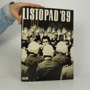 náhled knihy - Listopad '89 (Fotopublikace)