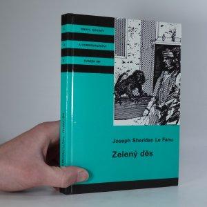 náhled knihy - Zelený děs