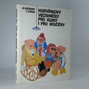 náhled knihy - Hurvínkovy večerníčky pro kluky i pro holčičky