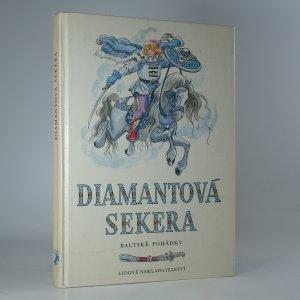 náhled knihy - Diamantová sekera. Baltské pohádky