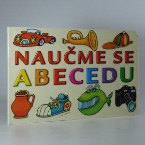 náhled knihy - Naučme se abecedu