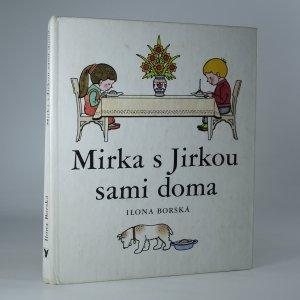 náhled knihy - Mirka s Jirkou sami doma