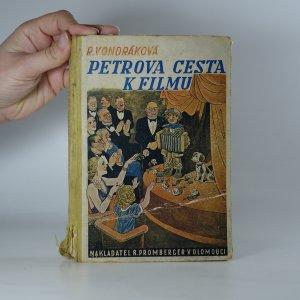 náhled knihy - Petrova cesta k filmu