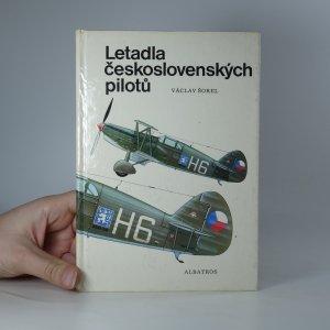 náhled knihy - Letadla československých pilotů