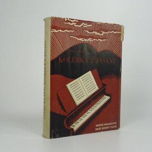 náhled knihy - Kolébka z jasanu