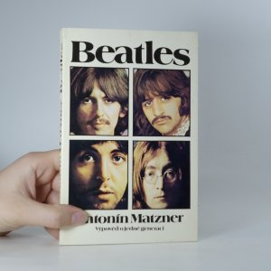náhled knihy - Beatles