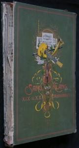 náhled knihy - Sang und Klang im XIX